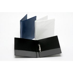 Bantex A4 2 D-Ring Insert Binder 19mm Black