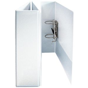 Bantex A4 Insert Lever Arch Binder 70mm White