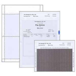 Rediform A4 Laser Pay Self Seal V Fold Envelopes 500 Pack