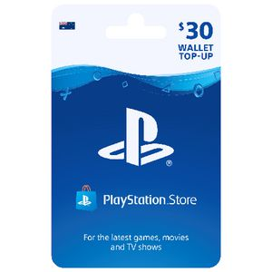 Sony PlayStation Gift Card $30