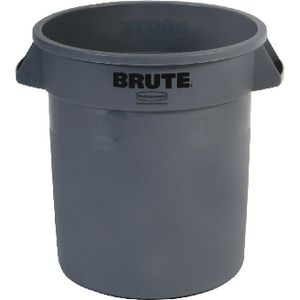 Rubbermaid 76L Brute Bin Grey