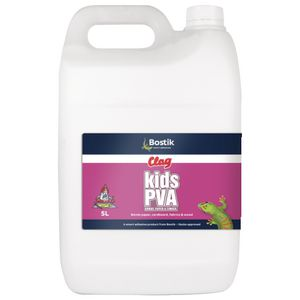 Clag Kids PVA Glue 5L