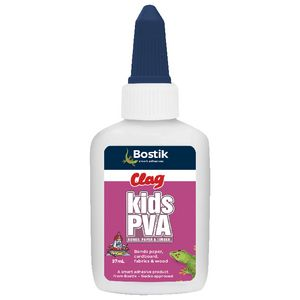 Bostik Clag Kids PVA Glue 37mL