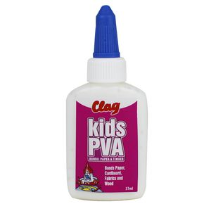 Clag Kids PVA Glue 37mL