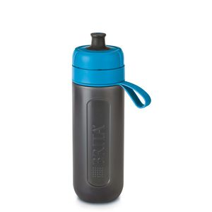 Brita Fill & Go Active Bottle 600mL Blue
