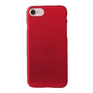 ME Soft Touch Clip iPhone 7/8 Cover Red