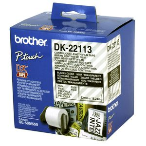Brother Continuous Length Film Tape DK-22113