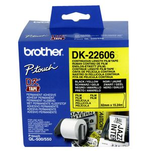 Brother Continuous Length Film Tape DK-22606