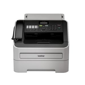 Brother Mono Laser Fax Machine FAX-2840