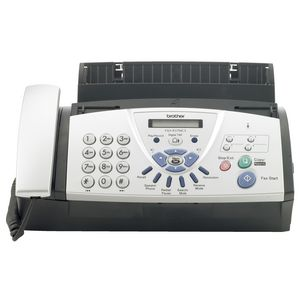 Brother Plain Paper Fax Machine FAX-837MCS