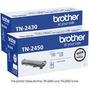 Brother Mono Laser Printer HL-L2375DW