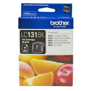 Brother LC-131 Ink Cartridge Black