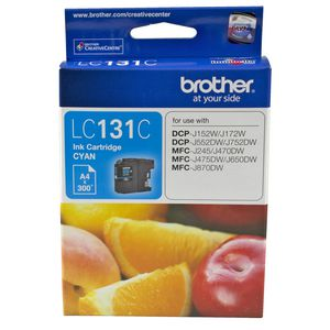Brother LC-131 Ink Cyan