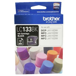 Brother LC-133 Ink Cartridge Black
