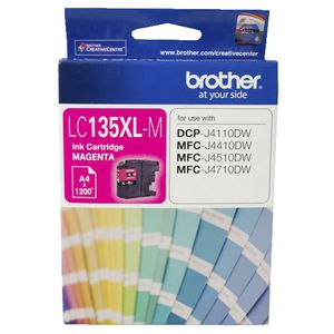 Brother LC-135 XL Ink Cartridge Magenta