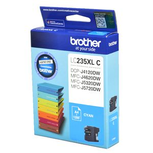 Brother LC-235XL Ink Cartridge Cyan