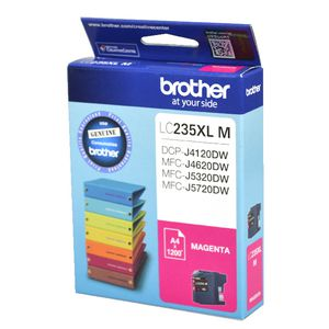 Brother LC-235XL Ink Cartridge Magenta