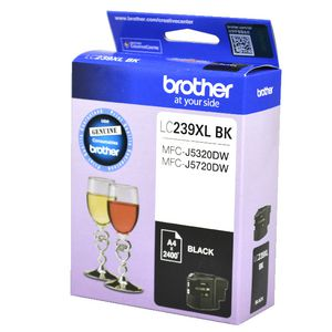 Brother LC-239XL Ink Cartridge Black