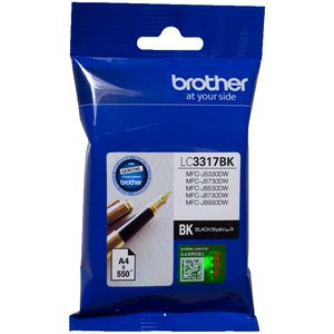 Brother LC3317 Ink Cartridge Black