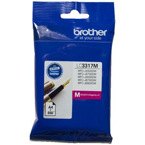Brother LC3317 Ink Cartridge Magenta