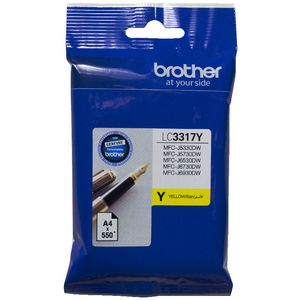 Brother LC3317 Ink Cartridge Yellow