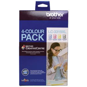 Brother LC-3319 Ink Cartridge Value Pack