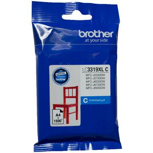Brother LC3319XL Ink Cartridge Cyan
