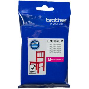 Brother LC3319XL Ink Cartridge Magenta