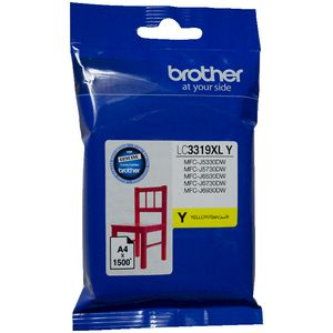 Brother LC3319XL Ink Cartridge Yellow