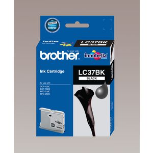 Brother LC-37 Ink Black