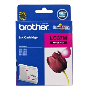 Brother LC-37 Magenta Ink