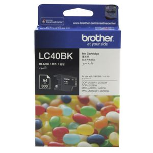 Brother LC-40 Ink Cartridge Black