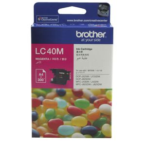 Brother LC-40 Ink Cartridge Magenta