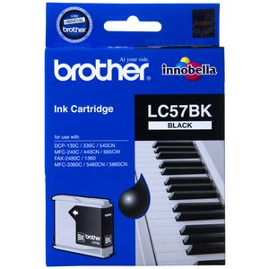 Brother LC-57 Black Ink