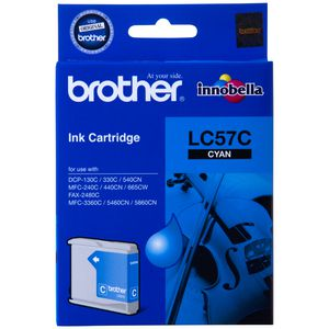 Brother LC-57 Ink Cyan