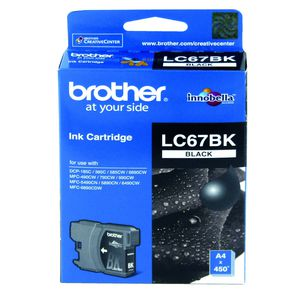 Brother LC-67 Ink Cartridge Black