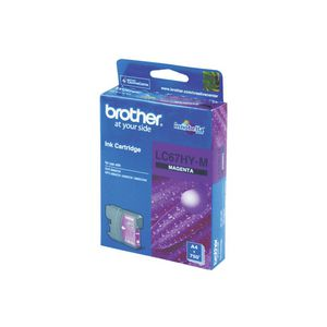 Brother LC-67 HC Ink Cartridge Magenta