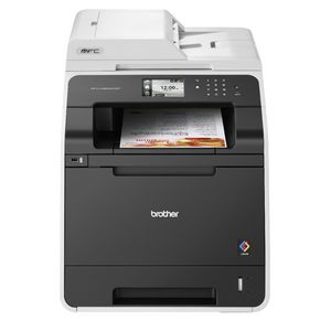 Brother Wireless Colour Laser MFC Printer MFC-L8600CDW