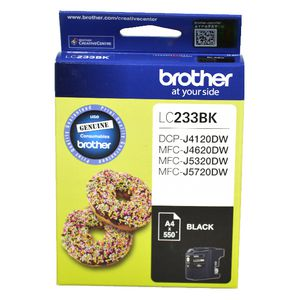 Brother LC-233 Ink Cartridge Black