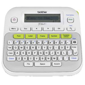 Brother P-touch Label Maker PT-D210