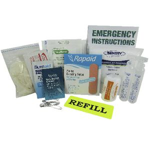Brenniston Essentials First Aid Kit Refill