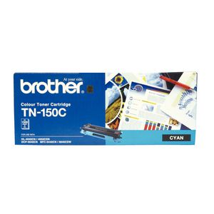 Brother TN-150C Toner Cartridge Cyan