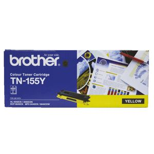 Brother TN-155Y Toner Cartridge Yellow