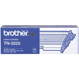 Brother TN-2025 Toner Cartridge Black
