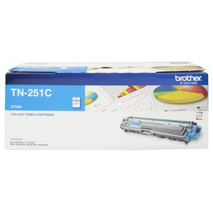Brother TN-251 Toner Cartridge Cyan