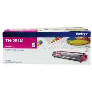 Brother TN-251 Toner Cartridge Magenta