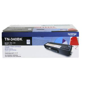 Brother TN-340 Toner Cartridge Black