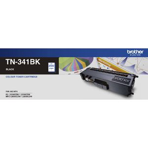 Brother TN-341 Toner Cartridge Black