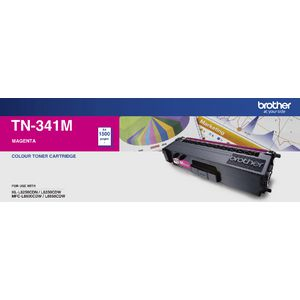 Brother TN-341 Toner Cartridge Magenta