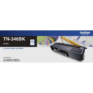 Brother TN-346 Toner Cartridge Black